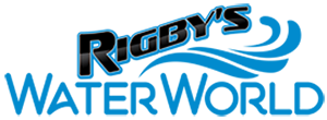 Rigby's Water World Logo
