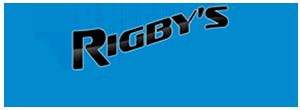 Rigby's Water World Logo